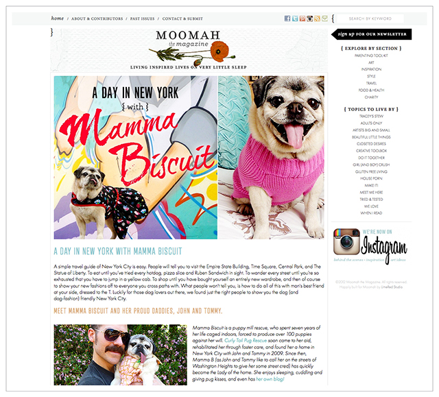 MammaHeaderMoomahTheMagazine
